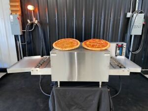 Ctx Middleby Marshall Electric Conveyor Pizza Oven Commercial Express 1 Phase