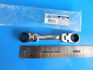 New Cornwell Tools 16mm X 18mm Stubby Flex Ratchet Wrench Part Crw1618msf