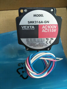Smk216a gn Vexta High Torque Type Low speed Synchronous Motor Ul Recognized