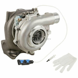 For Chevrolet C4500 Kodiak 2004 Garrett Turbocharger Install Accessory Kit