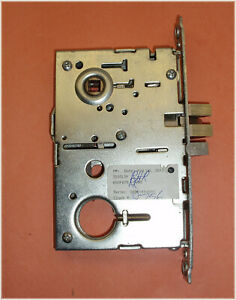 Case Assembly Chassis For Mortise Lock 7030l5f Body Only