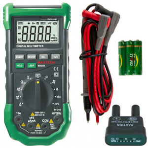 Mastech Ms8268 Series Digital Ac dc Auto manual Range Digital Multimeter