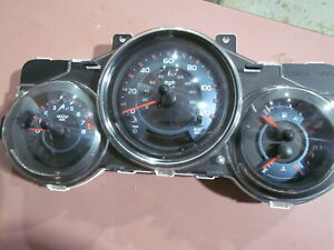 2003 2004 2005 2006 Honda Element Gauge Cluster 03 04 05 06 A t