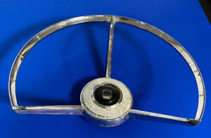 1958 Ford Fairlane Steering Wheel Horn Rim
