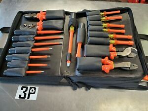 Cementex Double insulated 30 Piece Tool Kit Its 30b sc