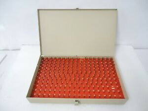 Vermont Gage Pin Set Class Zz Usa 061 250 minus 0002 194pc In 001 Incr