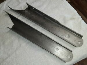 1932 Ford Rear Frame Rails Horns Suitable For 32 Tank Into Model A Refit