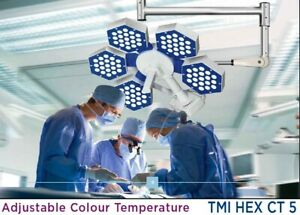 Hex Led Ot Lights For Surgical Operation Theater Operating Lamp See Video