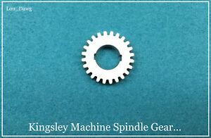 Kingsley Machine Spindle Gear M 50 M 60 M 75 Hot Foil Stamping Machine