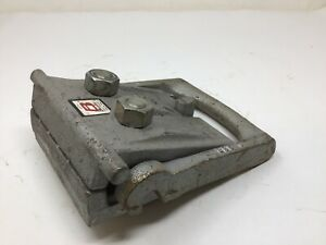Buske Panel Puller Auto Body Grip Gripper Frame Collision Repair 4 1 2 Jaws