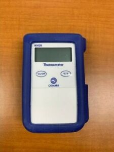 Comark Km28 p5 Handheld Thermocouple Thermometer no Accessories thermometer Only