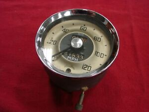 Austin Healey Speedometer Late 100 6 To Early 3000