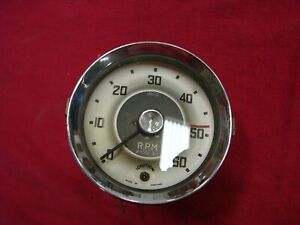 Austin Healey Tachometer Late 100 6 To Early 3000