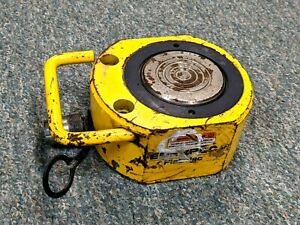 Enerpac Hydraulic Cylinder Low Height Rsm1000 100ton Free Shipping