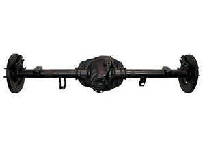 2014 F 150 Rear Differential axle And Housing Assy