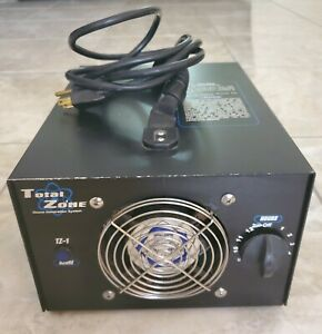 Carpet Cleaning Total Zone Ozone Machine Tz 1