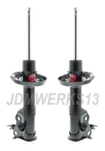 Kyb 2 Front Struts Shocks For 2006 2011 Honda Civic Si Sedan Coupe 339255 339256