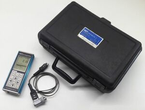 Ndt 815 Microvisual A b Scan Scope Ultrasonic Multi Inspection Calibration Gauge