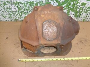 1950 Chevy Car 3 Speed Transmission Bell Housing 3836435 1954 1952 1949 1951 Oem