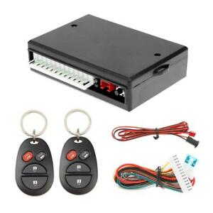 Car Remote Central Kit Door Lock Locking Alarm Keyless Entry System Vh13p Z
