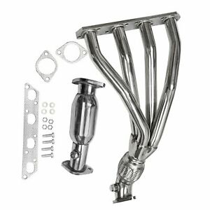 For 02 06 Mini Cooper S 1 6l R53 Stainless Steel Exhaust Header Manifold
