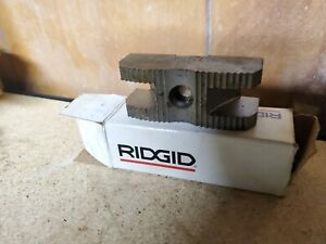32575 Ridgid Tool D 1029 x Jaw used On Item 2 1 2 chain Wrench