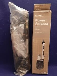 Nos Harada Mx 22 Am fm Universal Fully Automatic Power Antenna Fits Most Cars