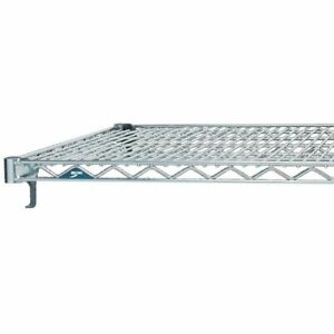 Metro A1848nc Super Adjustable Super Erecta 18 X 48 Chrome Shelf