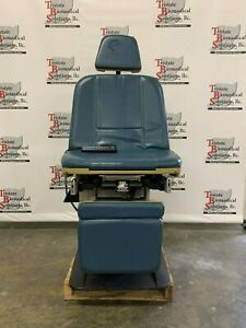 Used Midmark 411 Exam procedure Chair With Hand Control