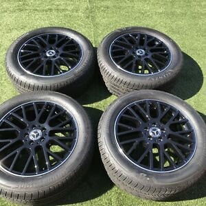 19 Gle Mercedes Wheels Tires Oem Set Stock Gle450 Gle350 Gle 450 350 Ml Gl Gls