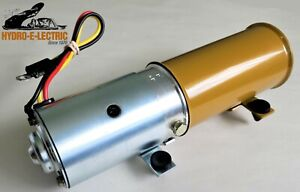 New 1961 1965 Lincoln Continental Convertible Top Motor Pump High Volume