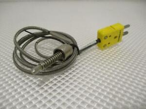 One Used Watlow Mineral Insulated Thermocouple 32tkwpd036a