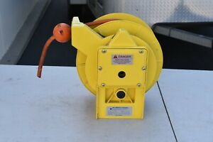 Woodhead Era4940 Aero motive Welding Reel 2 0 Welding Cable 40 Ft