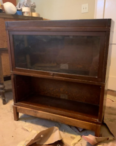 Globe Wernicke Bookcase Barrister Cabinet Lawyer S Cabinet
