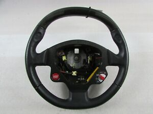Ferrari 599 Gtb Steering Wheel Led Carbon Fiber Black Used P N 80188500