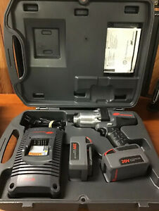 Ingersoll Rand W7150 k2 Cordless 1 2 Driv Impact Wrench 2 Batteries Case New