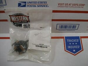 Western Oem Platen Assembly 49015 For Cable Controller Conventional Type Plow