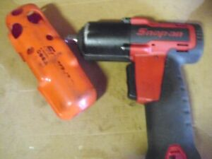 Snap on Ct761a 3 8 Cordless Impact Wrench Works Excellent Bare Tool