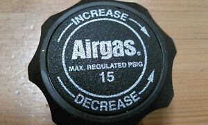 Airgas Pressure Regulator Knob