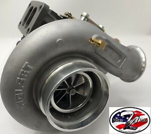 Complete Holset Hx40 Turbo With 62mm Billet Compressor Wheel And 67mm Turbine