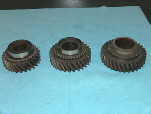 1967 Ford Toploader 4 Speed Transmission 1st 2nd And 3rd Gear Close Ratio