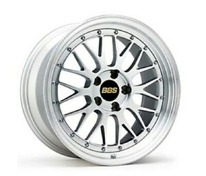 Bbs Japan Lm 20x10 0j 11 0j Diamond Silver Set Of 4 For Bmw M5 f90 From Japan