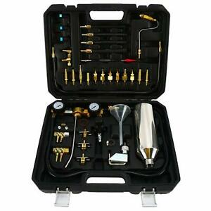 Automotive Non Dismantle Fuel System Petrol Injector Cleaner Tester Tool Kits