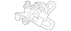 Genuine Mercedes Benz Egr Valve 112 140 04 60