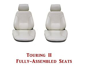 Standard Touring Ii Fully Assembled Seats 1969 Camaro Your Choice Of Color