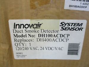 New Innovair System Sensor Dh100acdcp Duct Smoke Detector