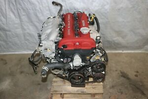 2004 04 Mazda Miata Speed Mx5 1 8 Engine Dohc 16 Valve Turbo Motor
