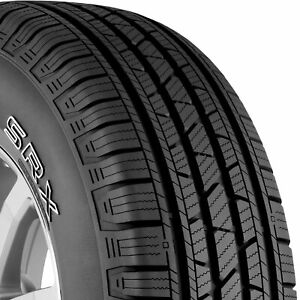 2 new 275 60r20 Cooper Discoverer Srx 115t 275 60 20 All Season Tires