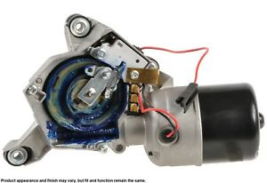Windshield Wiper Motor Front Cardone 85 152 Fits 1969 Chevrolet Corvette