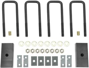 Suspension Leaf Spring Block Kit Rear Rancho Rs70902 Fits 05 19 Toyota Tundra